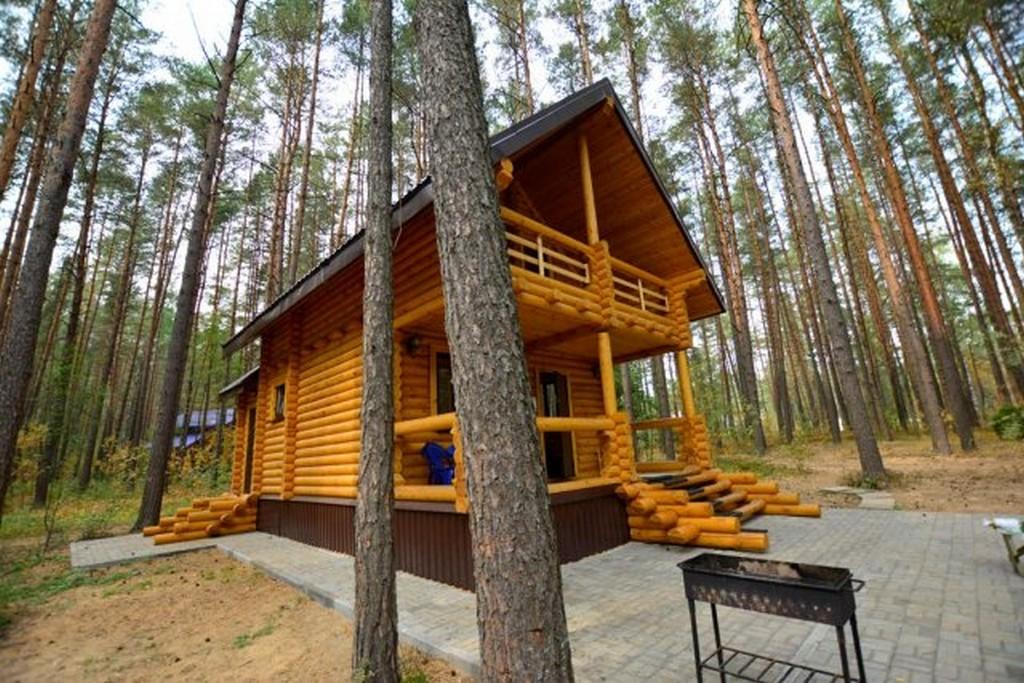 Дом отдыха комплекса Заря под Минском