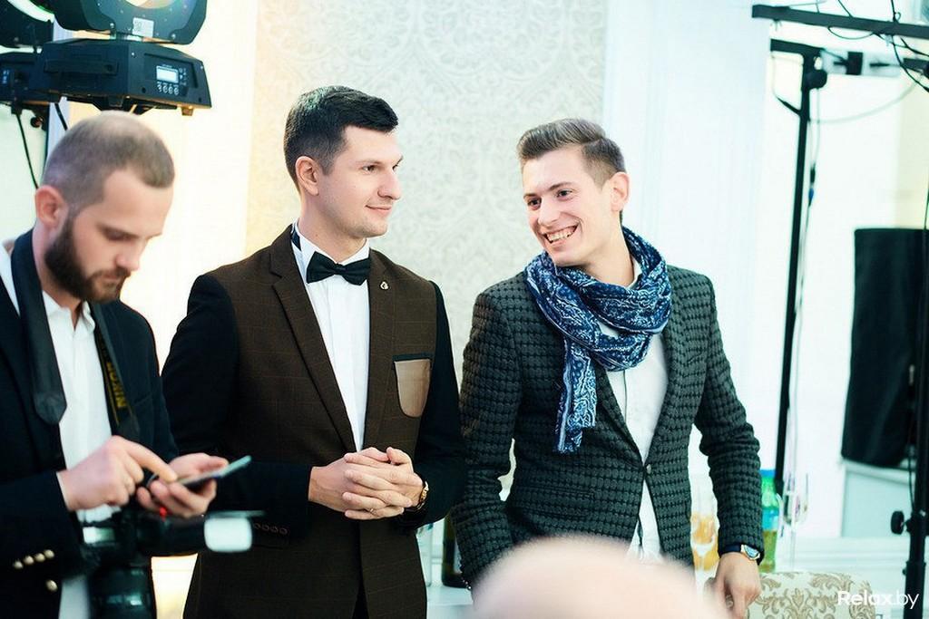 Жан Сенкевич и Егор Данченко