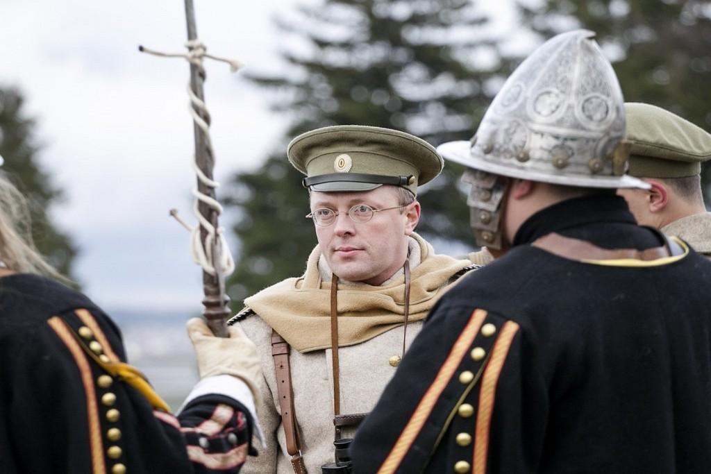 День Артиллериста   Open Air на Линии Сталина 2015