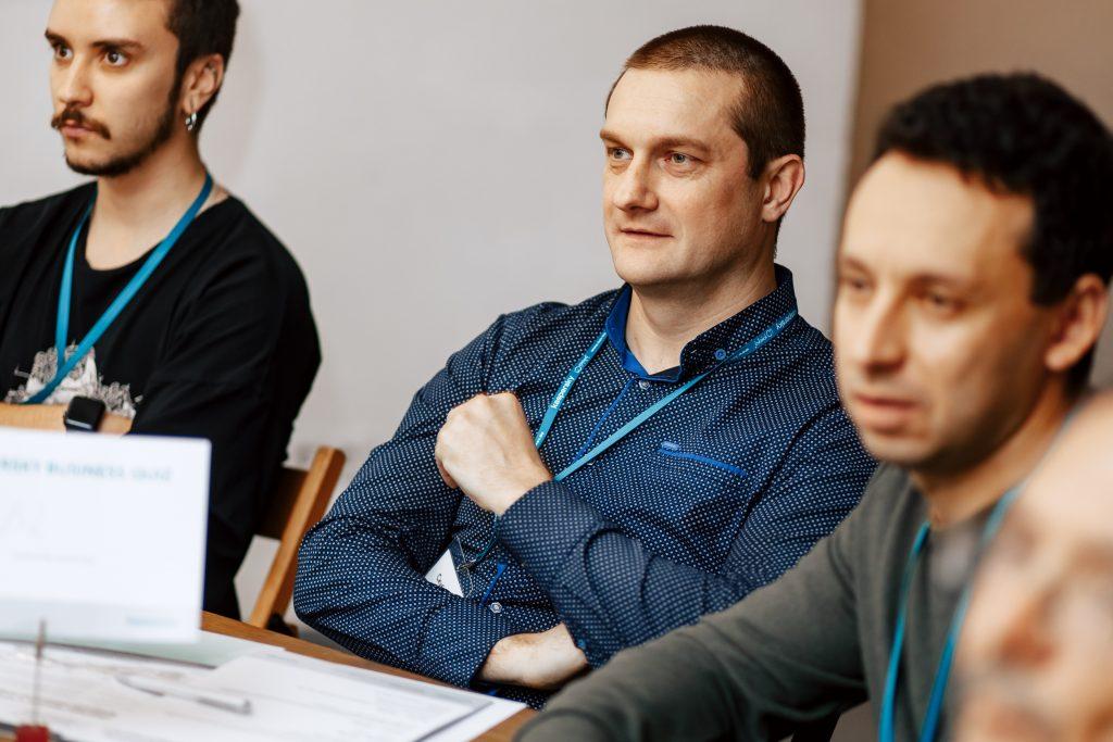 Организация бизнес-семинара