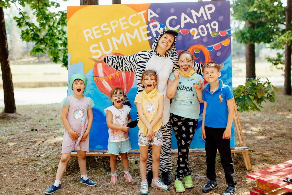 RESPECTA SUMMER CAMP