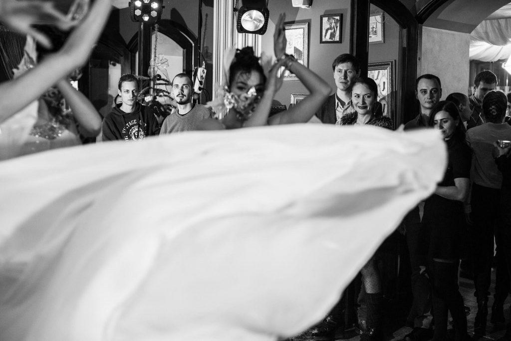 Black&White Movie Tribute. NY 2016