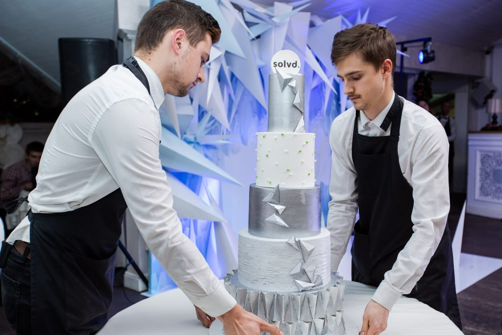 SOLVD ICE PARTY