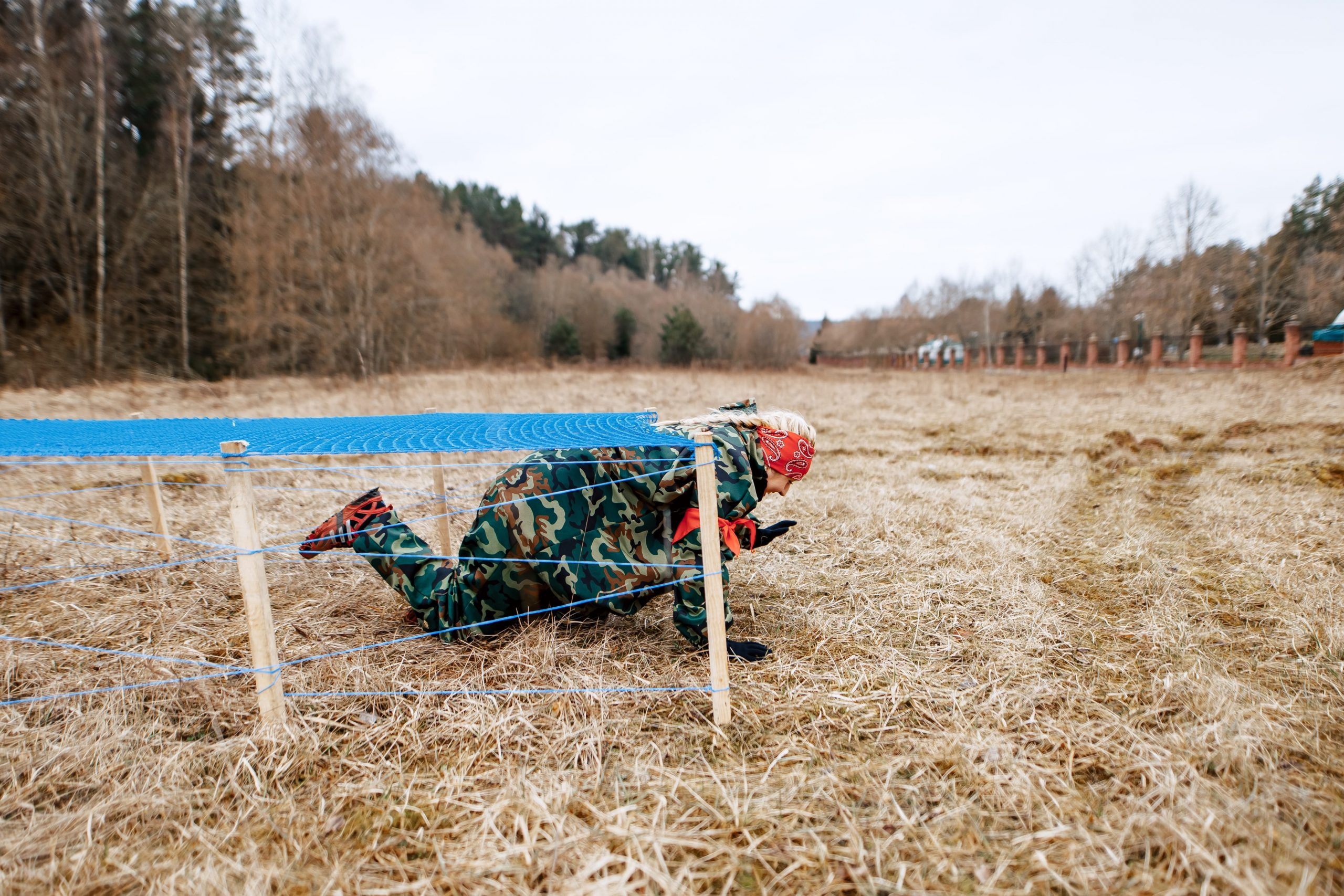 прохождение военной полосы препятствий минск