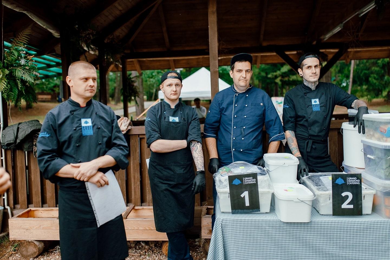 Кулинарный тимбилдинг для Ваших сотрудников