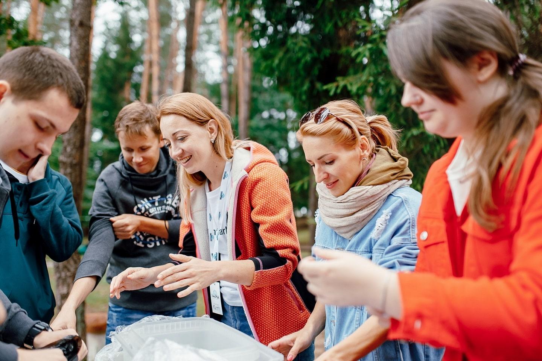организация кулинарных мероприятий Беларусь