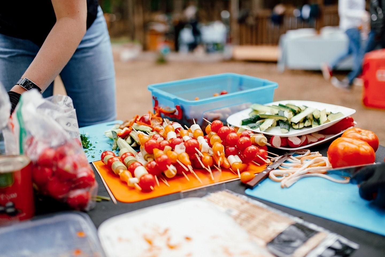 Организация кулинарных мероприятий