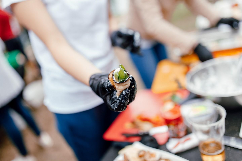 Организация кулинарных тимбилдингов Минск