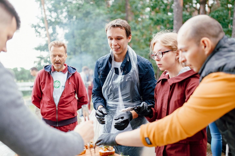 Кулинарный тимбилдинг организация в Минске