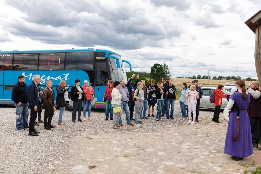 Трансферные услуги на корпоративном мероприятии Минск